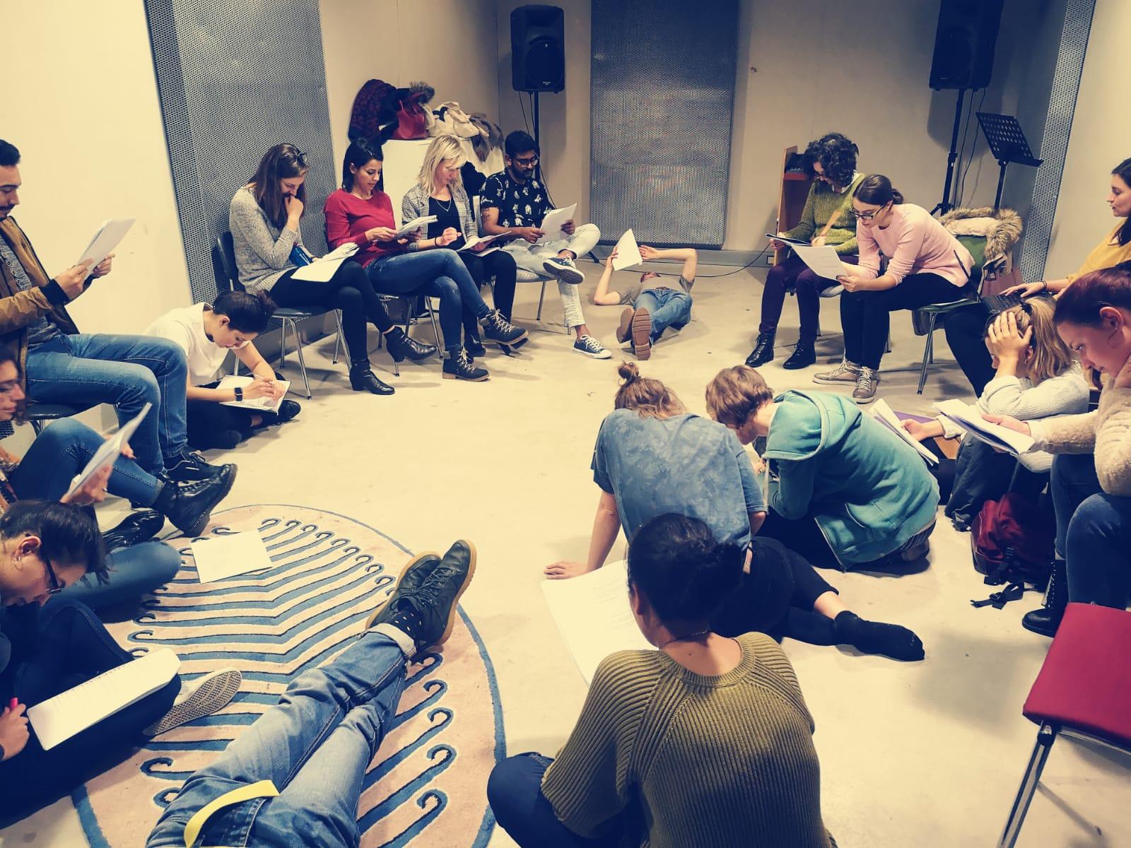 Acting Class Beginners