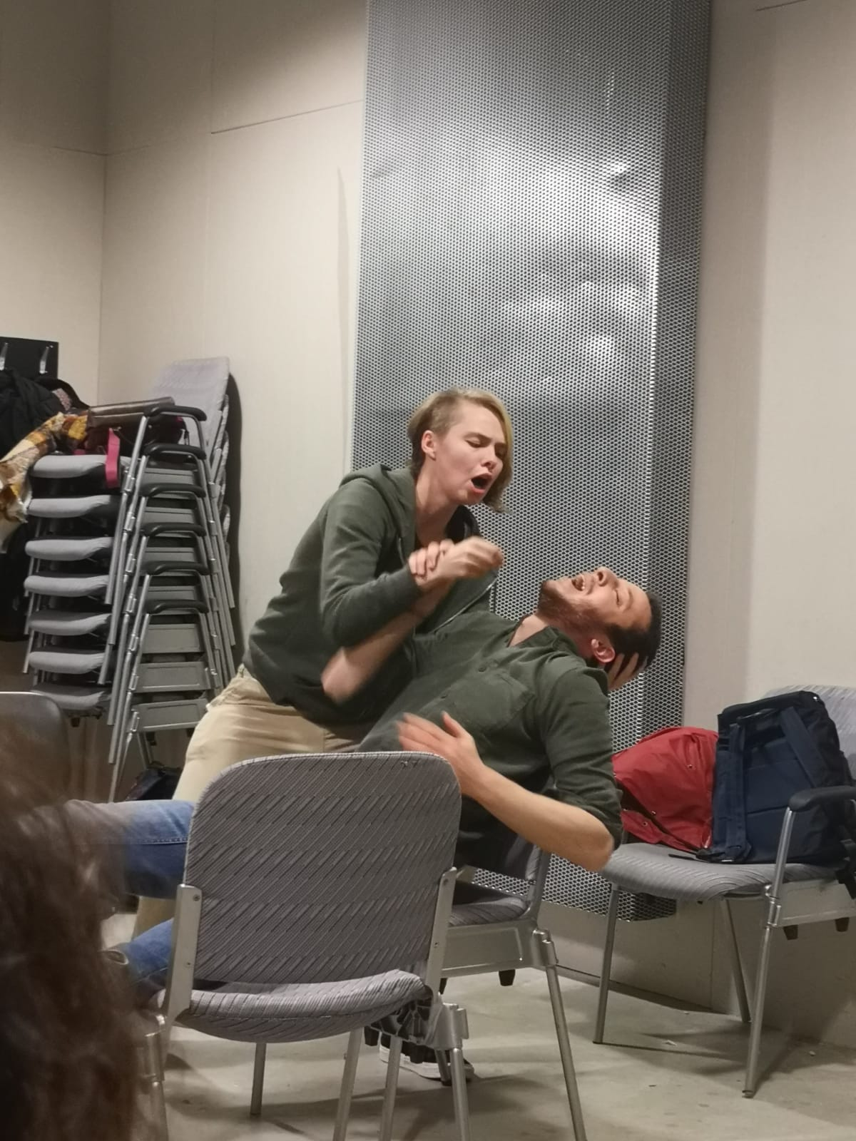 Improv Class Act Attack